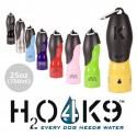 H2O4K9 roostevabast terasest joogipudel 0,7l