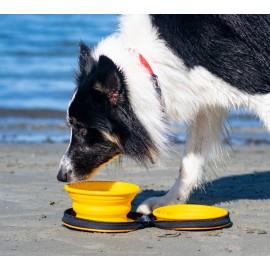 Kiwi Walker kokkupandav söögikauss koerale