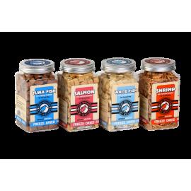 Kiwi Walker külmkuivatatud maiused lihast ja kalast