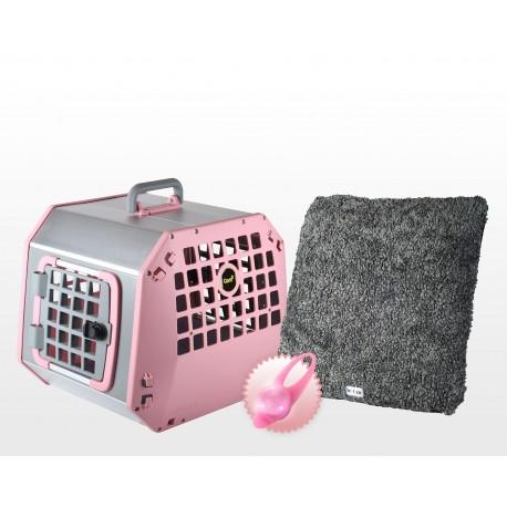 Reisipuur MimSafe Care2 L roosa