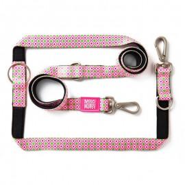 Max&Molly jalutusrihm Retro roosa